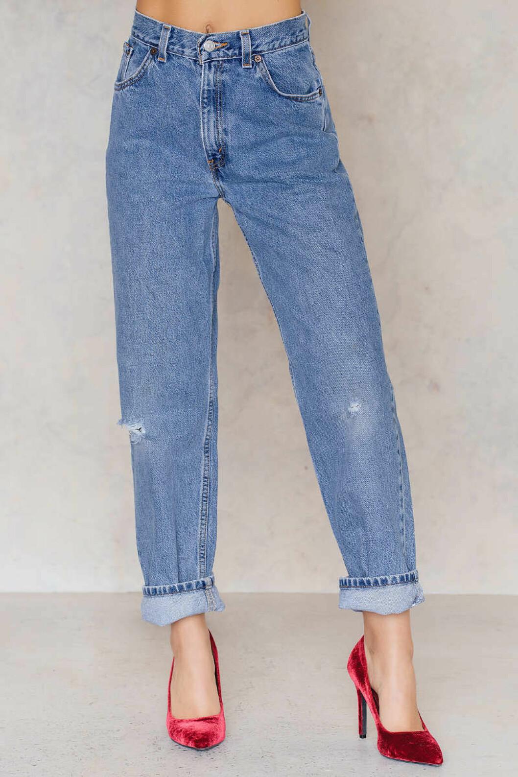 levis mom jeans vintage