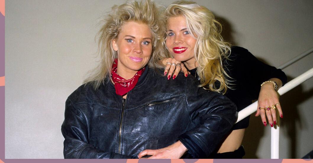 Lili & Susie på 80-talet
