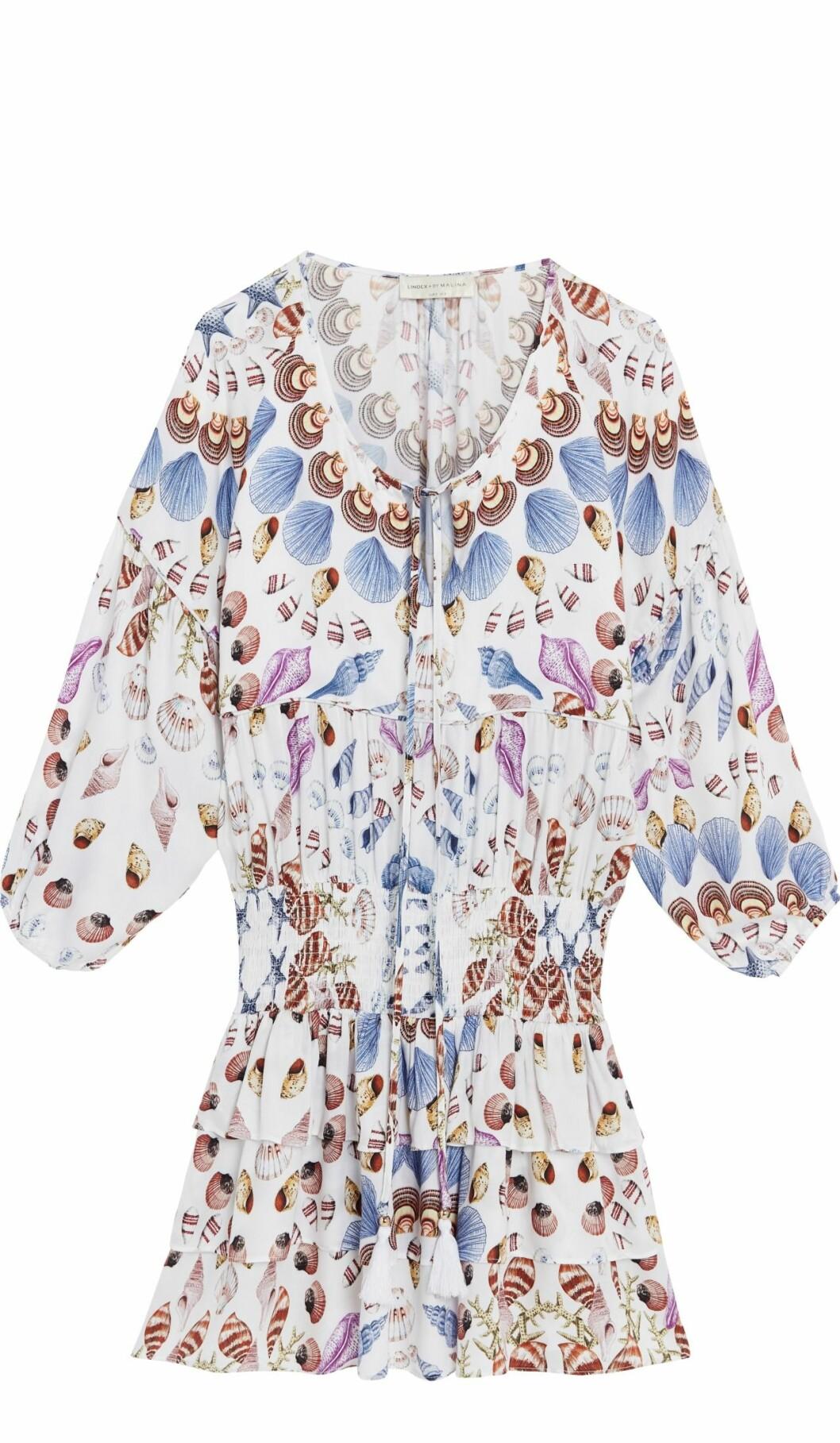 Lindex och By Malinas sommarkollektion – klänning med resår