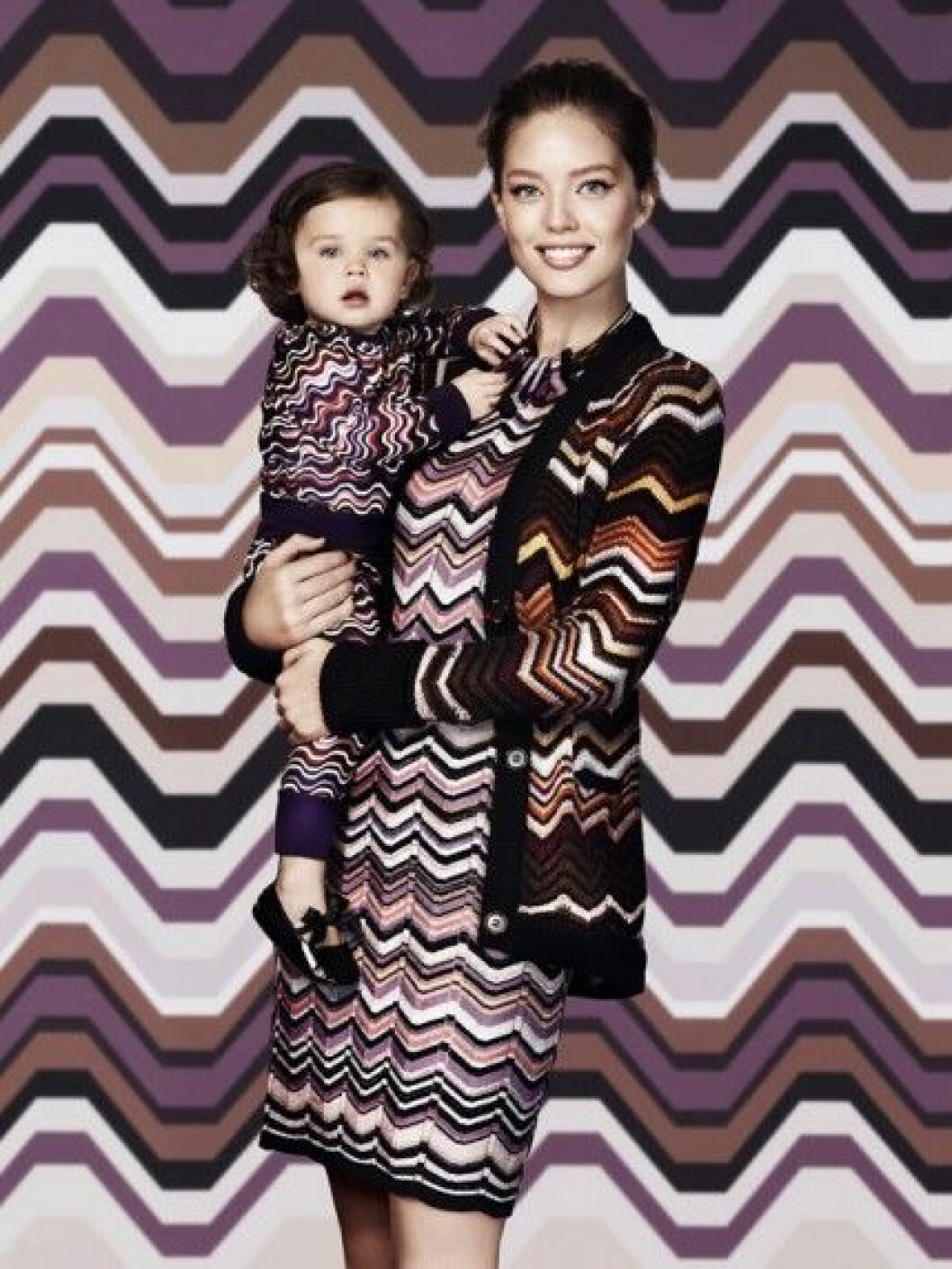 Missoni for Lindex lanseras i butik och online 25 september 2012.