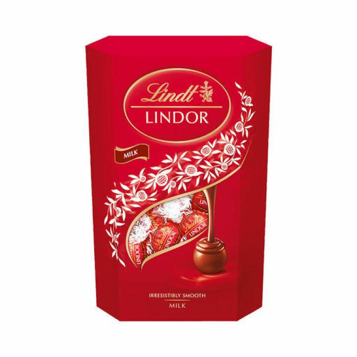 chokladkulor julklapp