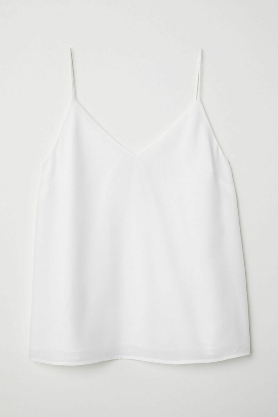 Linne i siden från H&M