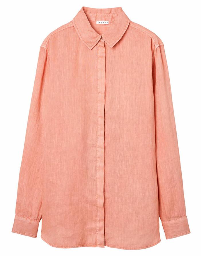 linneskjorta för dam sommaren 2021
