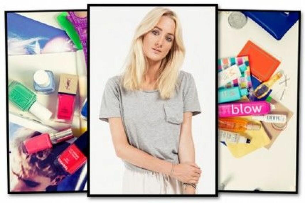 Lisen Sundberg är skönhetsredaktör på tidningen Baaam.