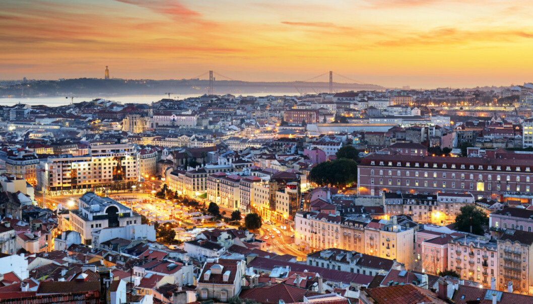Lissabon weekend höst