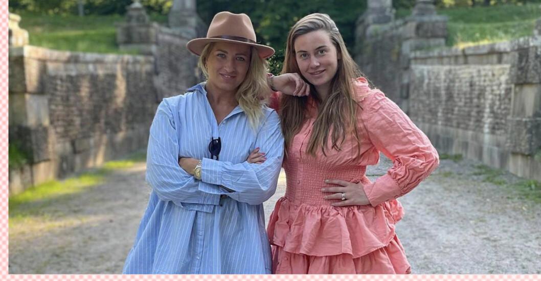 Rosanna Thun och Linnea Taube är grundare till företaget AVA Stories.