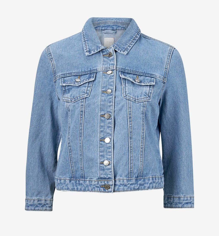Jeansjacka till våren 2019
