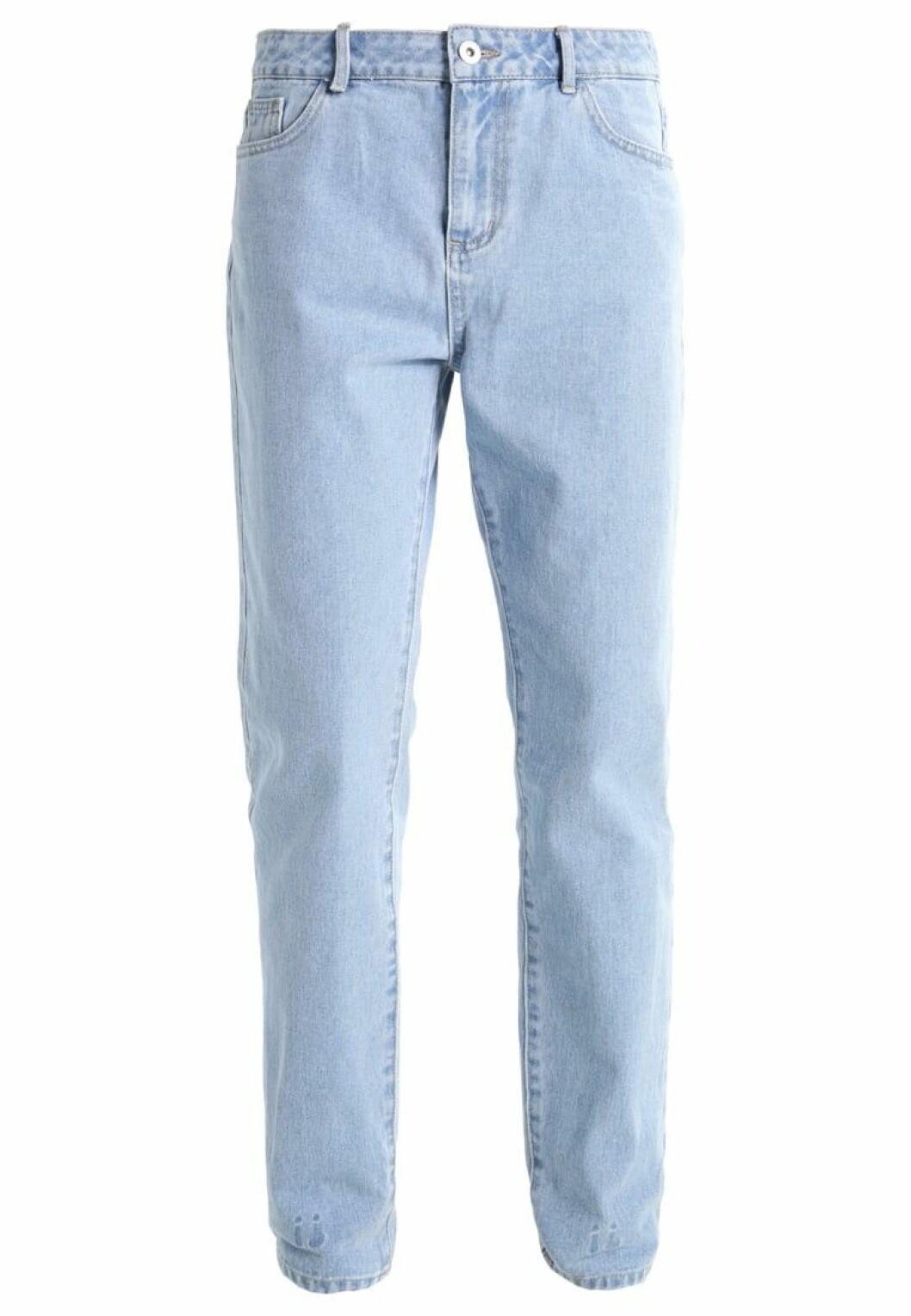 ljusa jeans