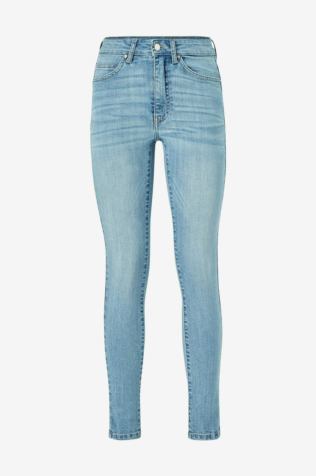Ljusa jeans för dam till våren 2020