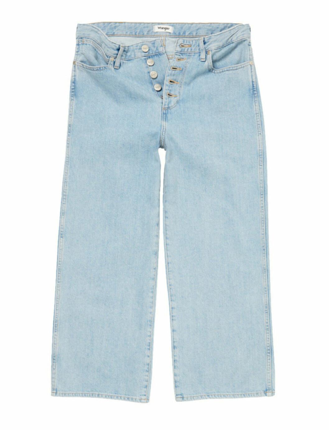 Ljusa jeans till våren 2019