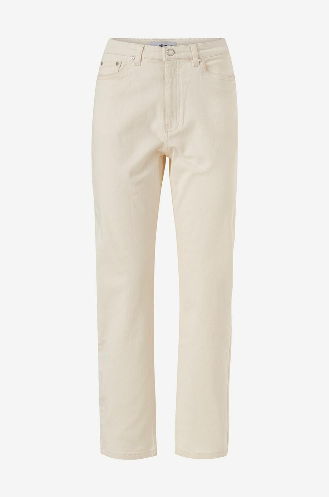 Beige jeans för dam från Ellos till 2020