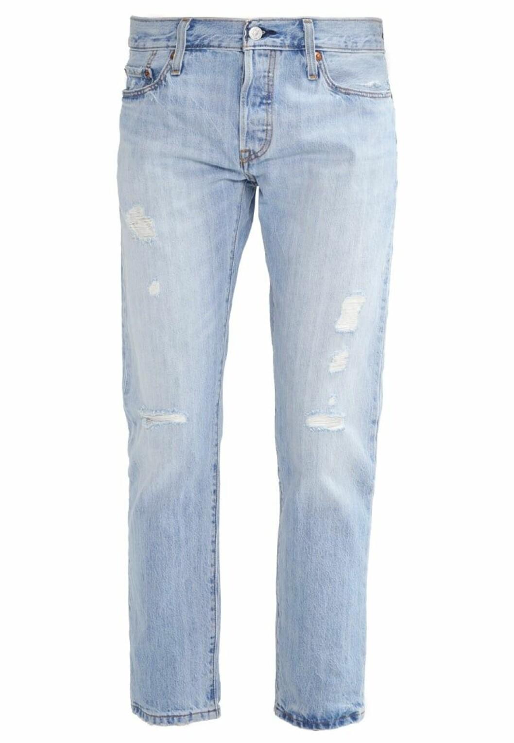 ljusa mom jeans