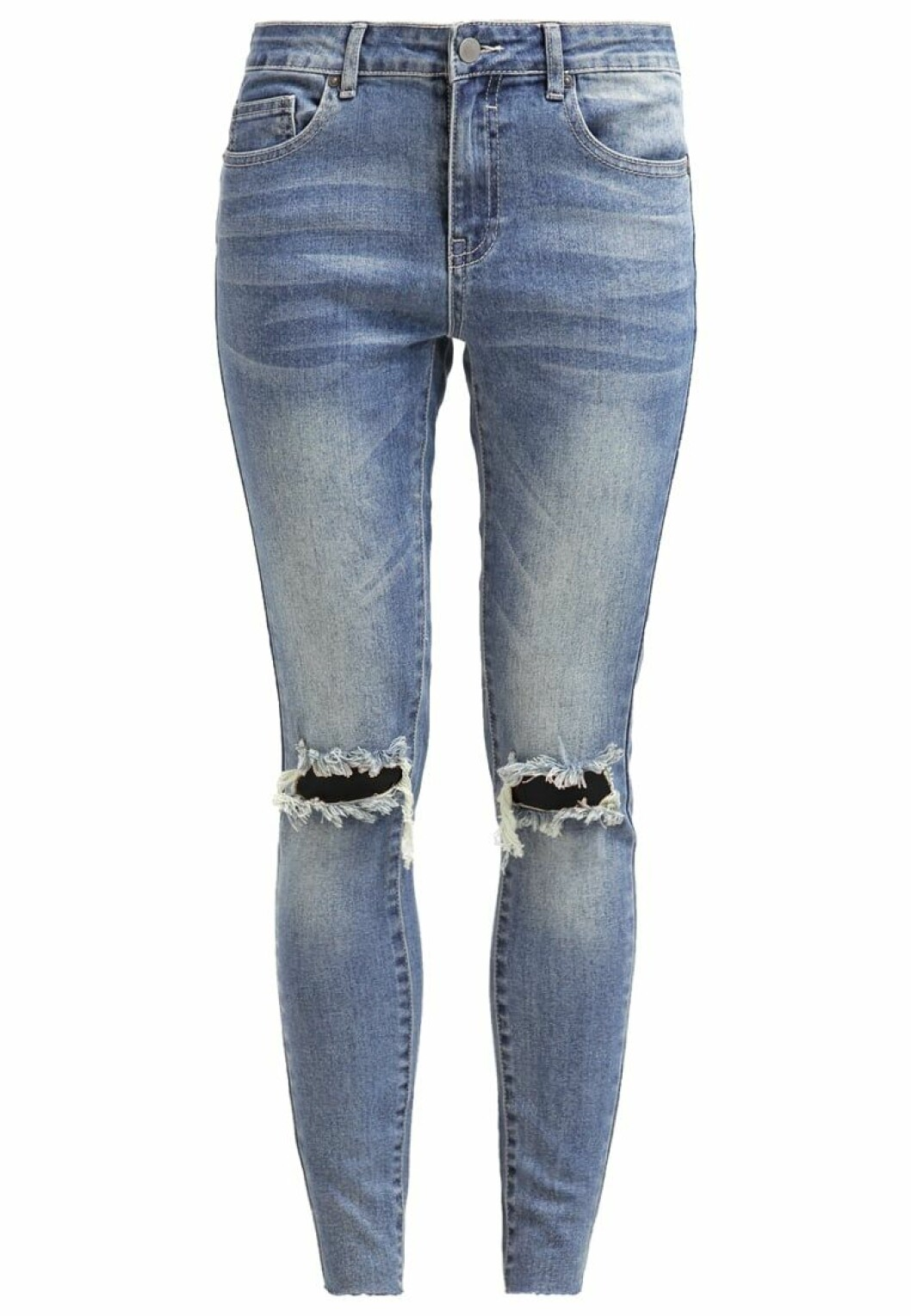 ljusa slitna jeans 2016