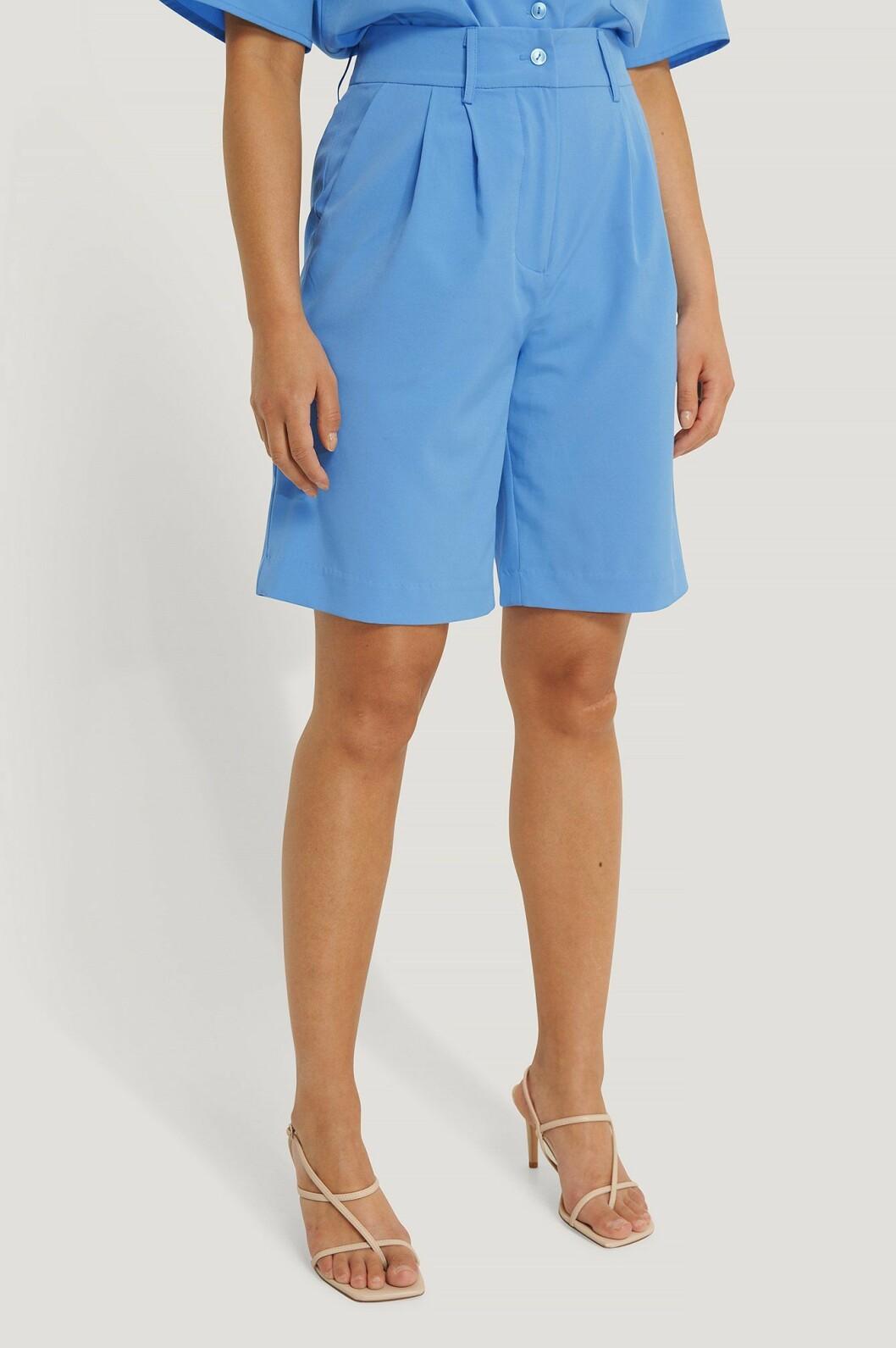 Ljusblå shorts för dam till 2020