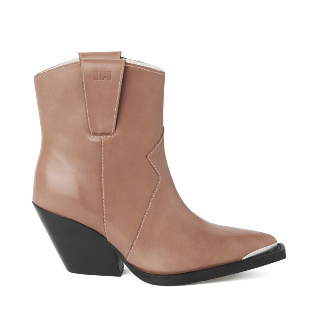 Bruna boots till våren 2019