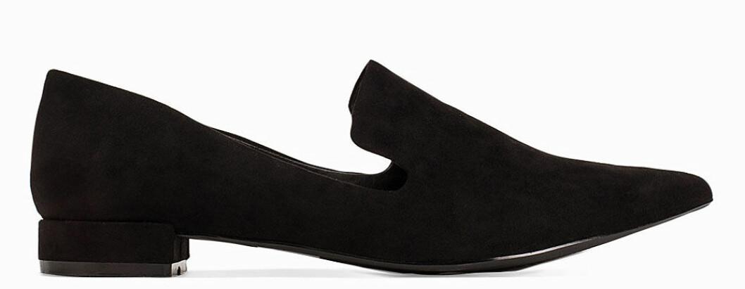 loafers spetsig ta