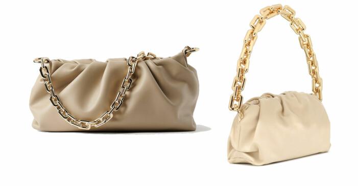 Lookalike Bottega-väska