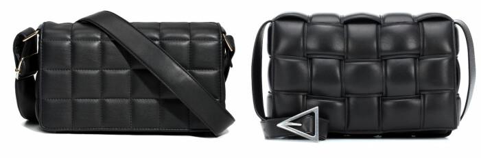 Lookalike väska från Bottega