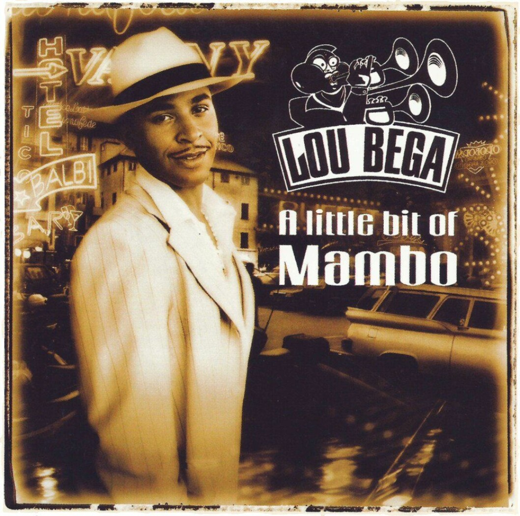 Omslag av singeln Mambo No. 5 av Lou Bega.