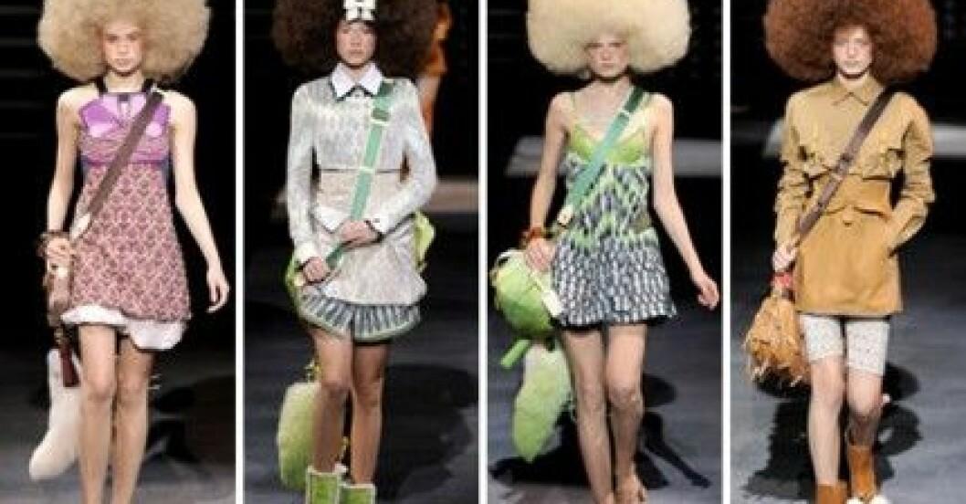 Louis Vuitton S/S 2010.