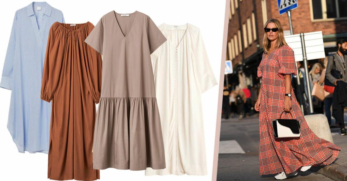 luftig klänning till varma dagar sommaren 2021