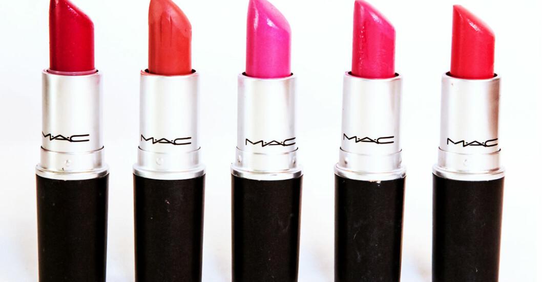 mac cosmetics butik sverige