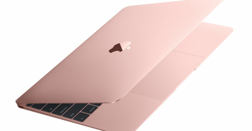 macbook roseguld