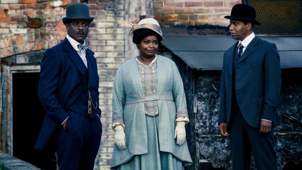 Self Made: Inspired by the Life of Madam C.J. Walker har premiär på Netflix i mars 2020