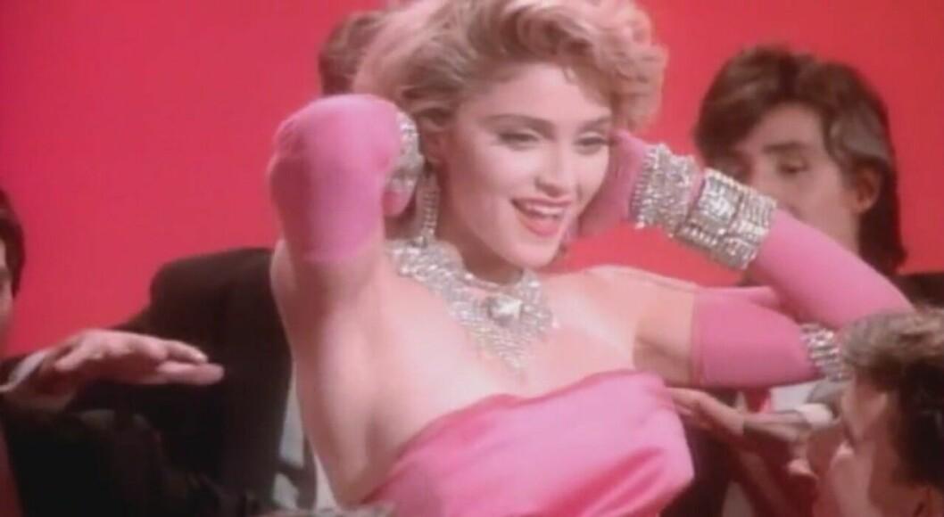 Madonna, Material Girl