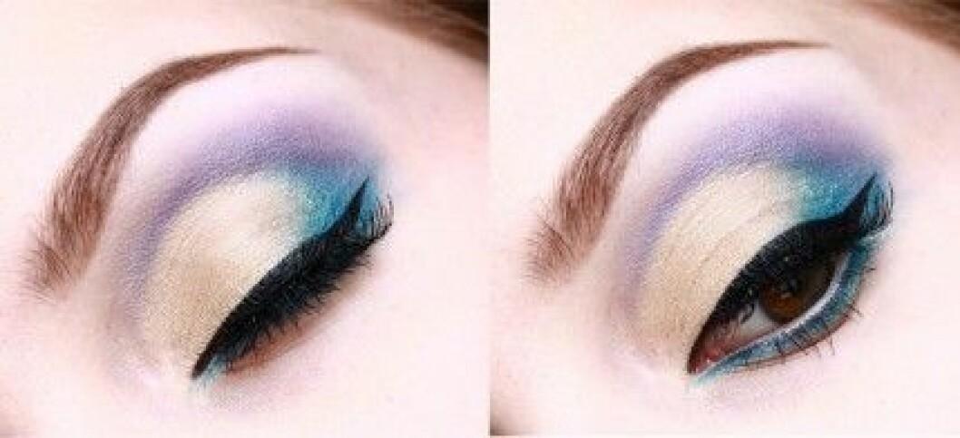 """Våga leka med färger! Här Make Up Stores sommarkollektion """"Blossom""""."""