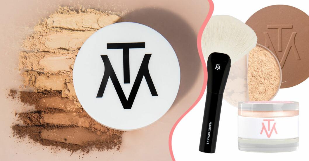 Make The Make är nytt svenska varumärke som erbjuder hudvårdande smink