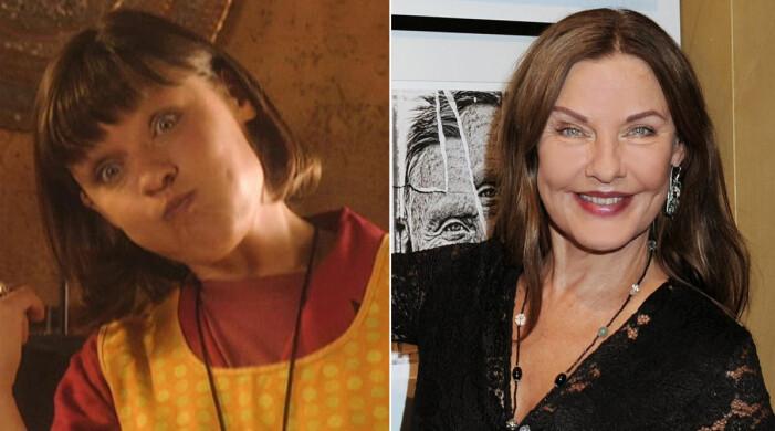 Mamma Astrid i Mysteriet på Greveholm – Anna-Lena Brundin