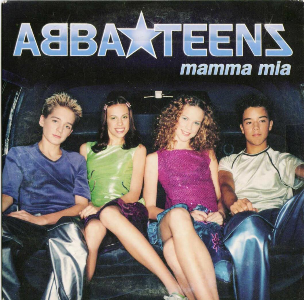 Abba Teens med Mamma Mia.