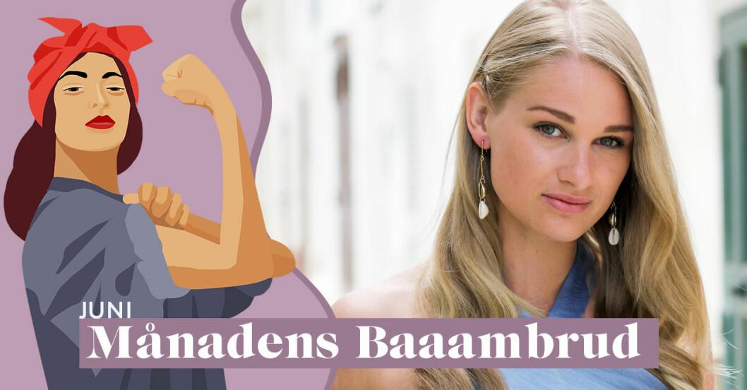 Månadens Baaambrud är ekonomiexperten Anna Svahn