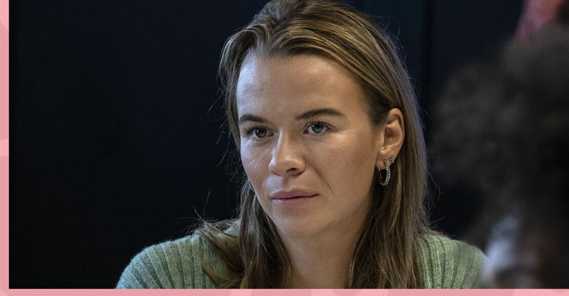 Margaux Dietz kritik mot inslaget om hennes förlovning i Nyhetsmorgon
