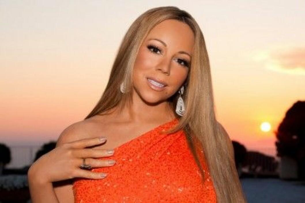 Mariah Carey har varit med och valt ut 8 snygga nyanser för OPI.