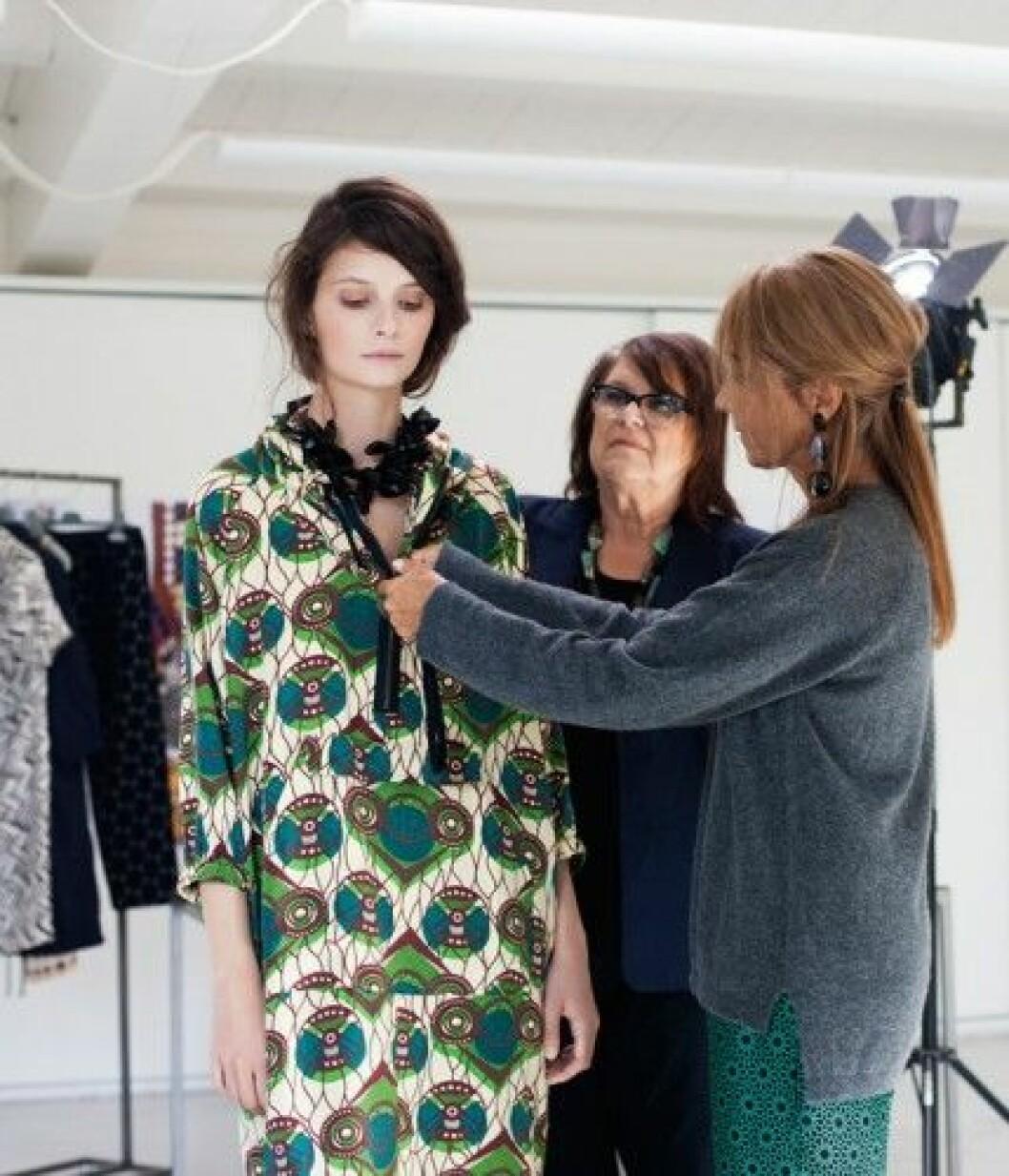 Marni at H&M bjuder på lekfulla tryck och mönster.