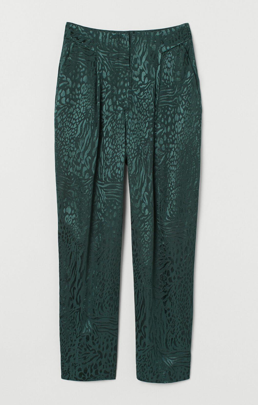 Matchande set: Gröna byxor från H&M