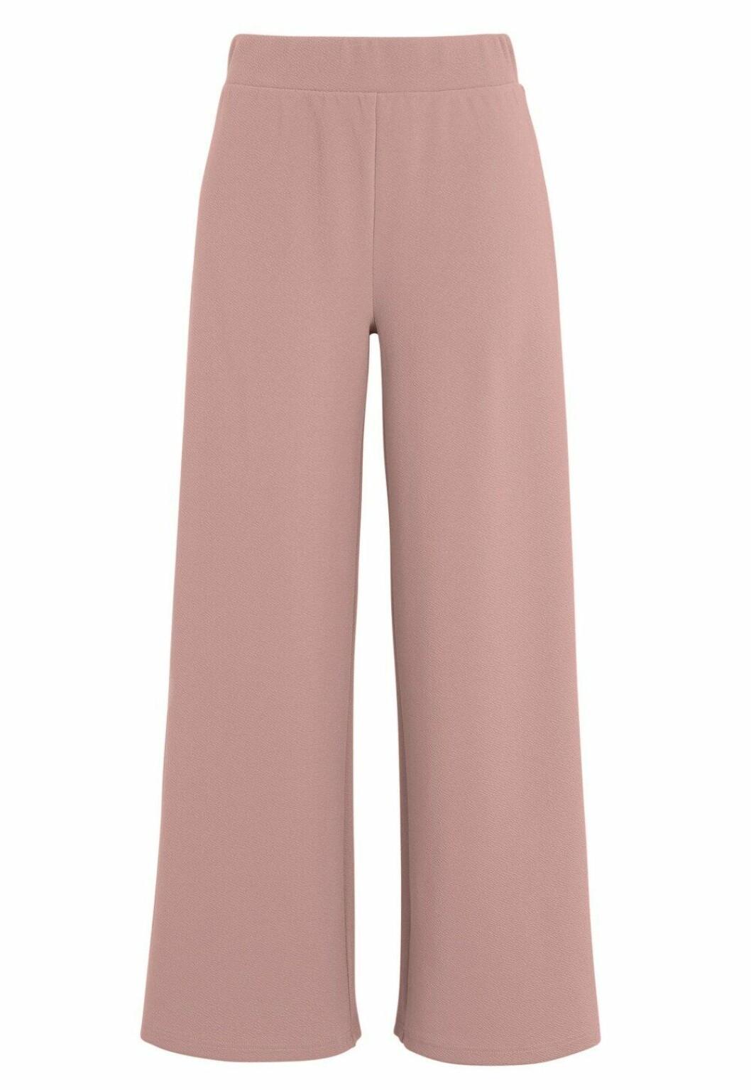 Matchande set: Rosa byxor för dam