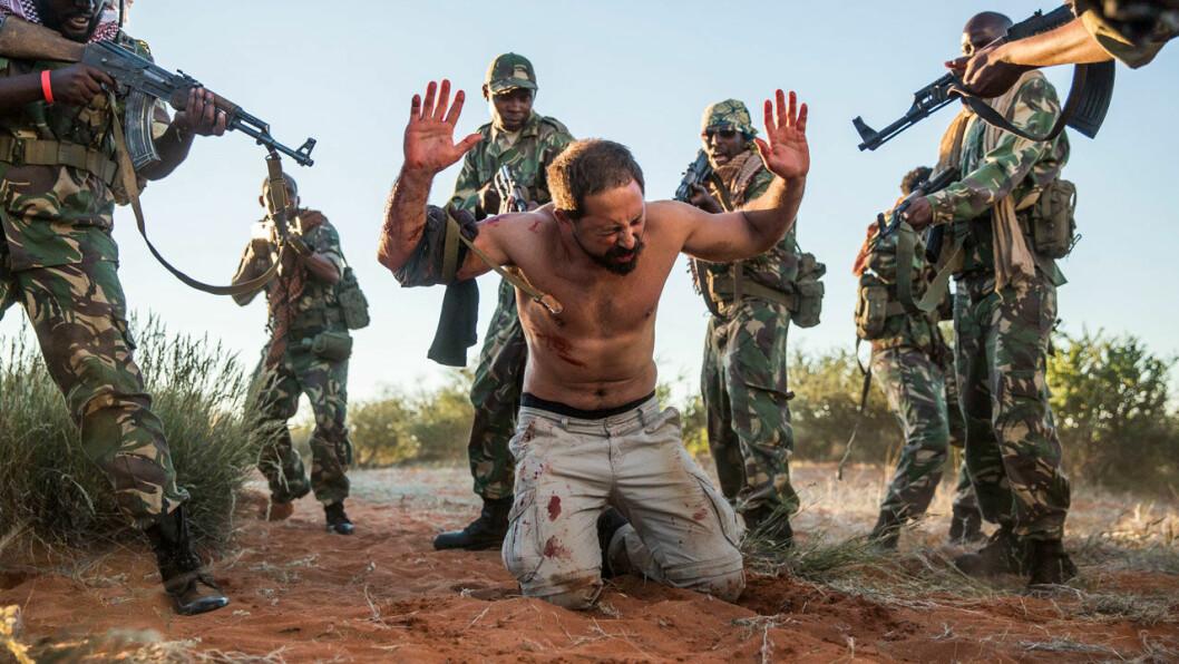 Matias Varela i filmen 438 dagar
