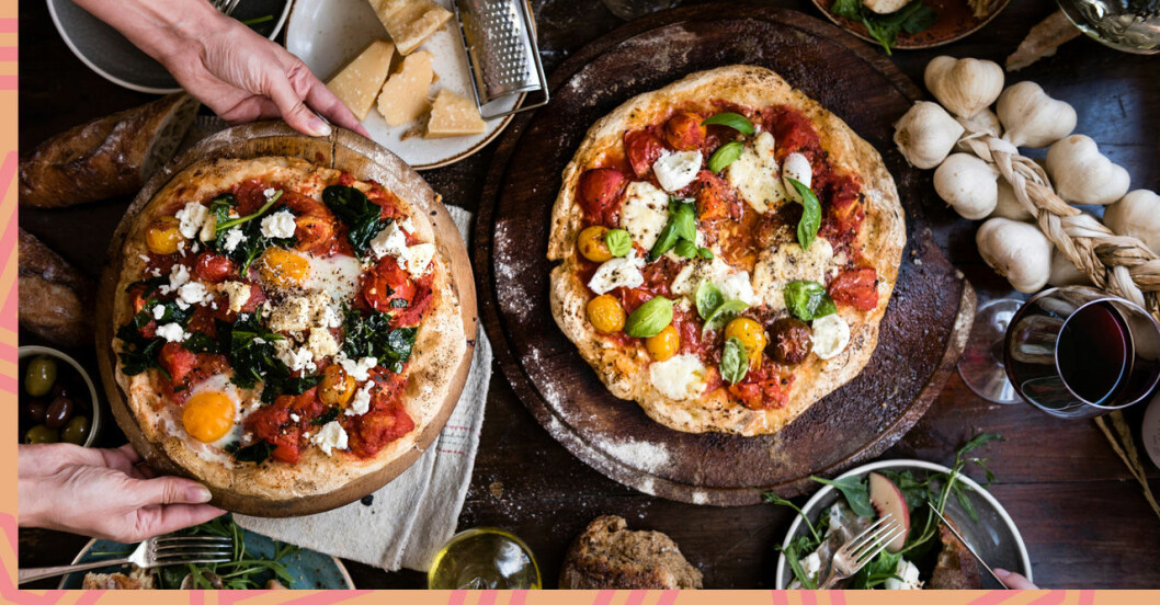Mattrender 2020 – pizza
