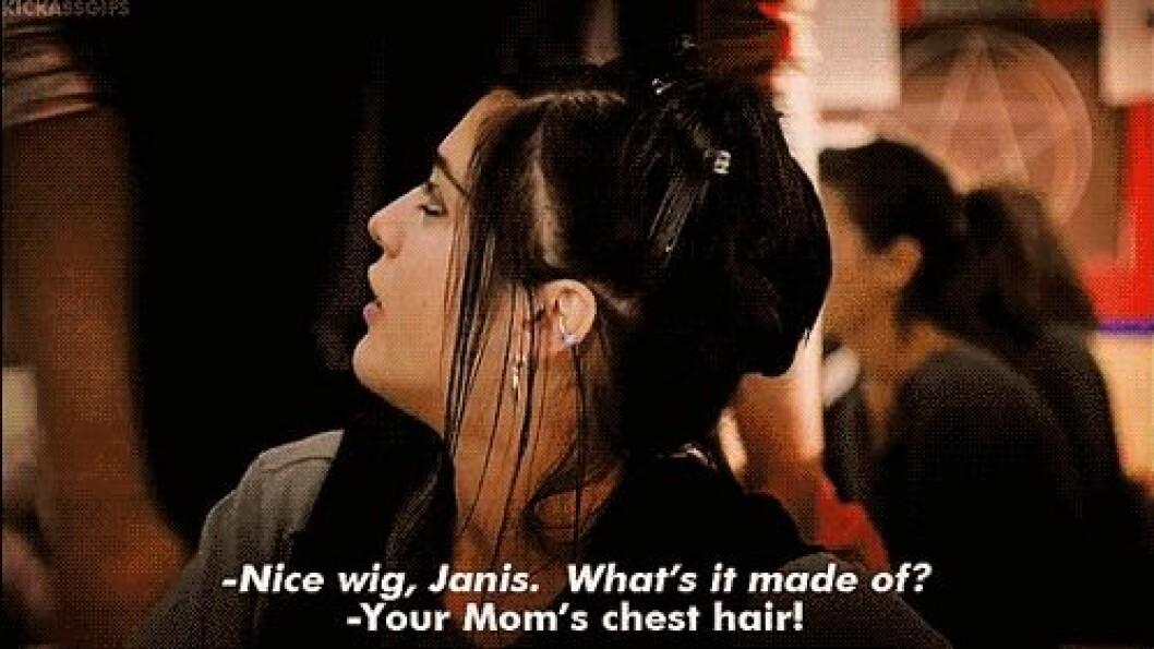 mean girls janis