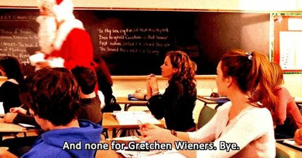 mean girls citat