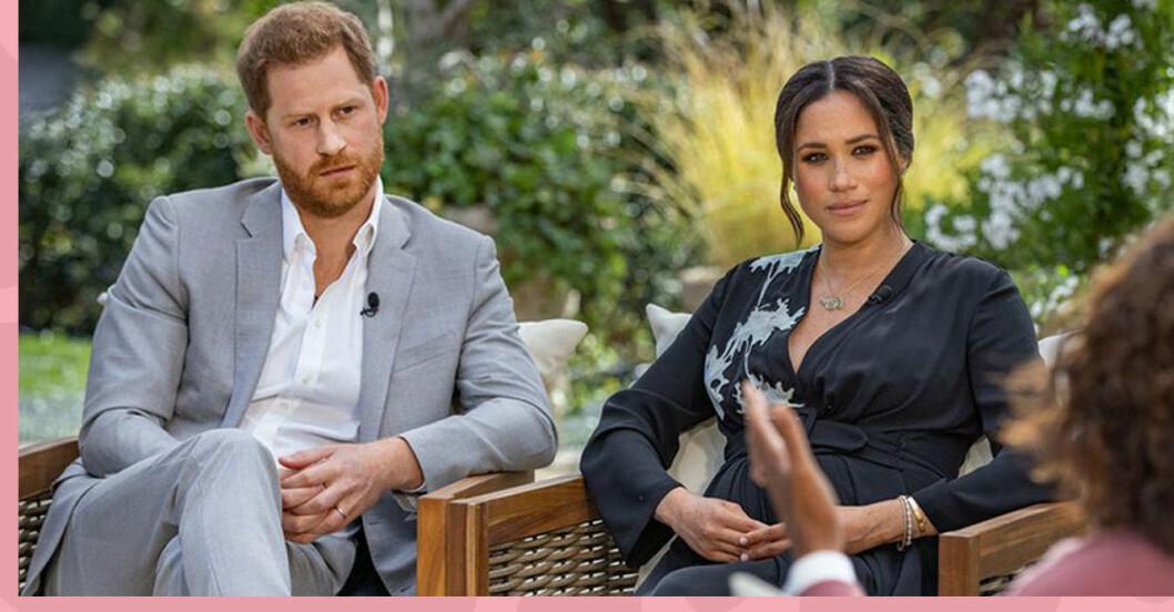 Meghan Markle berättar nu om kommentarerna inom kungahuset kring Archies hudfärg innan hans födsel, och om beslutet att hennes son inte fick en kunglig titel och skydd.