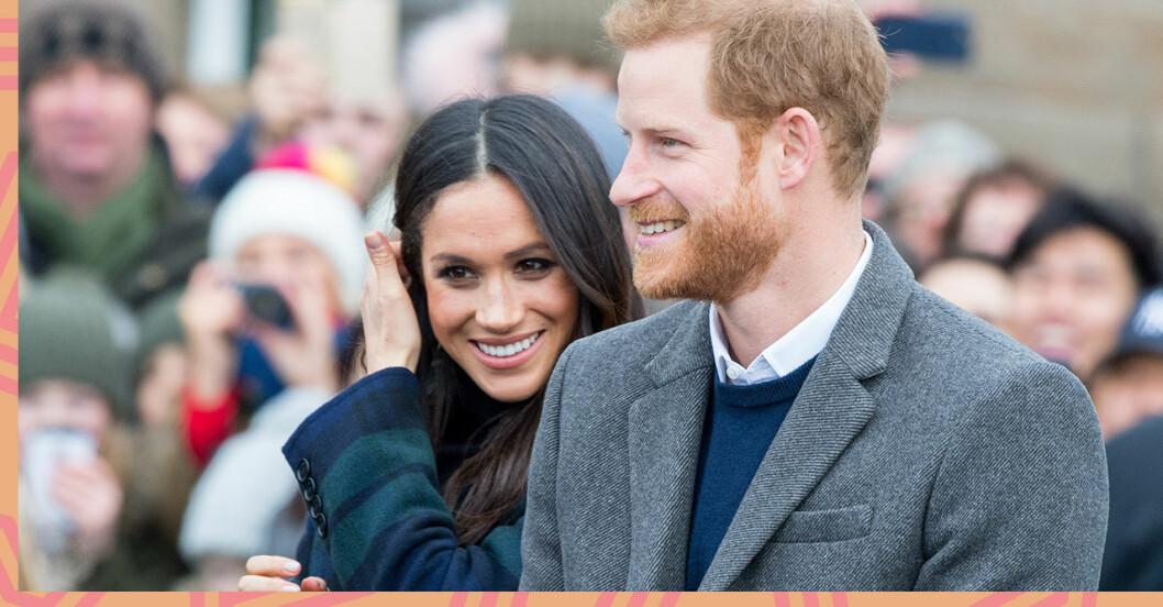 Stora samarbetet med Spotify för Meghan Markle och prins Harry