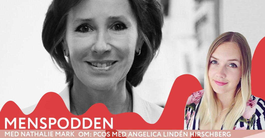 Menspodden om PCOS med Angelica Lindén Hirschberg