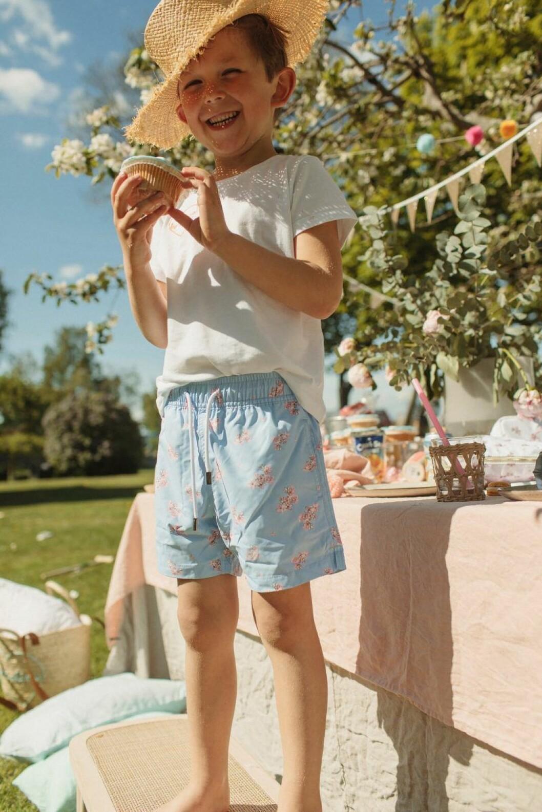 Mini Malina collection 2020: badshorts för pojkar