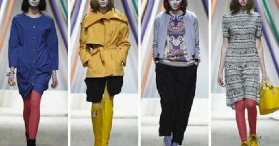 Minimarket, A/W 2010 på Fashion Week by Berns.