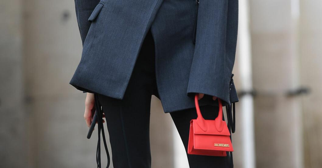 Miniväskan är en trendig accessoar hösten 2019