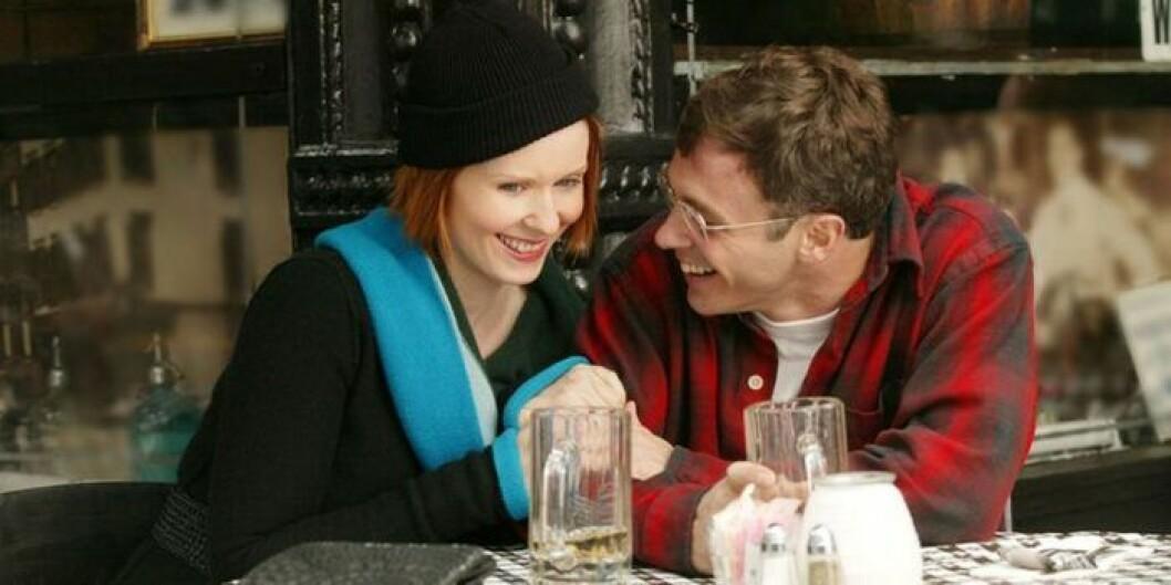 Miranda och Steve